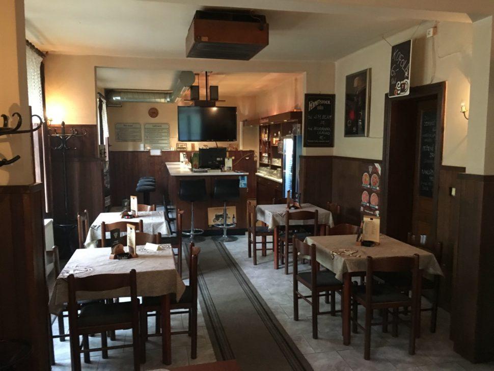 Restaurace Pensionu Pleštil